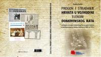Prikaz knjige 'Progon i stradanje Hrvata u Vojvodini tijekom Domovinskog rata' | Domoljubni portal CM | Kultura