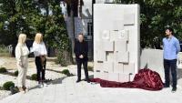 U Ljubuškom otkriven spomenik pripadnicima skupine Fenix '72