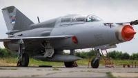 U Srbiji se srušio MIG 21, poginula oba pilota