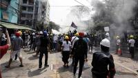 Mjanmarske sigurnosne snage pucaju na prosvjednike: devet ubijenih
