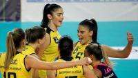 Odbojkašice zagrebačke Mladosti pobijedile ukrajinsku ekipu Himik Južnji | Domoljubni portal CM | Sport