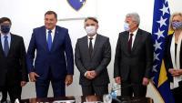 Palmer: SAD i EU imaju zajedničku viziju zapadnog Balkana, a Rusija unosi nered