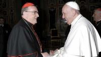Papa Franjo primio Bozanića i članove Kongregacije za katolički odgoj