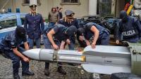 Italija: U raciji na neonaciste zaplijenjena raketa zrak-zrak