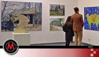 5.5. do 3.6. u Galeriji 'Zvonimir': Art terapija s ratnim veteranima i mladim umjetnicima | Crne Mambe | Art