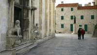 Šibenik: Kod crkve sv. Frane otkriveno groblje iz 15. stoljeća
