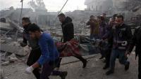 U ruskom napadu u Siriji ubijeno pet civila