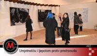 'Crne Mambe' u Velikom Taboru s mladim umjetnicima: 'Umjetnošću i ljepotom protiv predrasuda' | Crne Mambe | Art