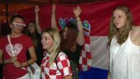 Diljem Hrvatske građani još jednom proslavili uspjeh Vatrenih
